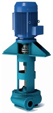 Шламовый насос ВШН-150/30-Д2 L=1250мм