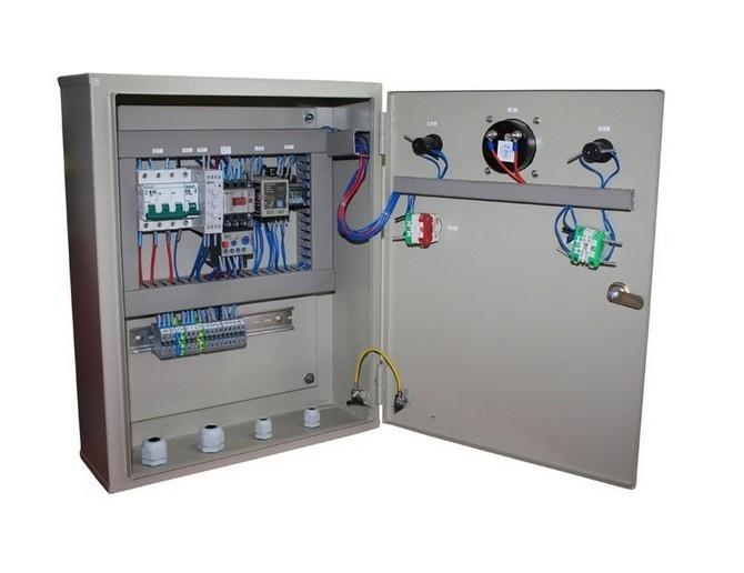 Станция управления СУиЗ Лоцман+L2-160-IP54-У2