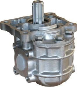 Шестеренный насос насос НШ-10 У-3 (6 шлицов, 4 шлица)
