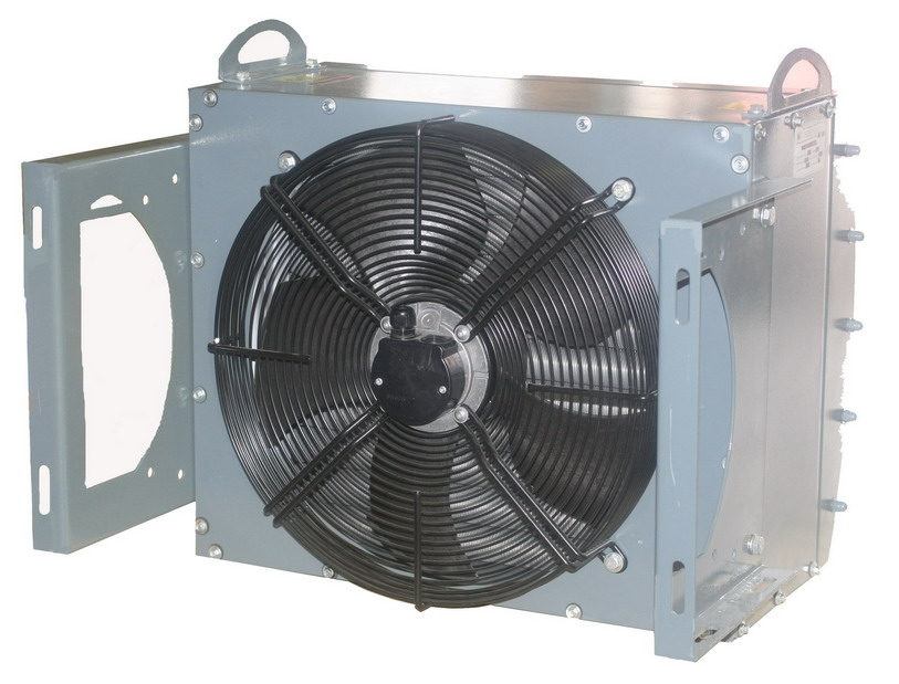 Агрегат воздушно-отопительный АО2М-8 с тремя нагревательными рядами