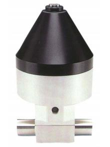 Асептический мембранный клапан с ручным или пневмоприводом серия 7060