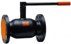 Стальной шаровой кран «Бивал» серии КШТ 11, 12 со стандартным штоком, присоединение фланцевое, ф/ф