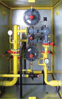 Для систем газоснабжения и газораспределения
