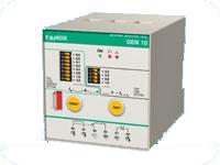 Электронные реле защиты генераторов серии GEN