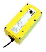 ExMax 90° Взрывозащищенный четвертьоборотный электропривод размер для зон 1, 2, 21, 22, 71°/72°C