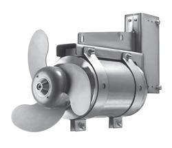 Горизонтальные миксеры с приводом от электродвигателя CMDX