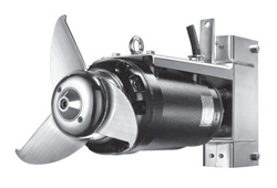 Горизонтальные миксеры с приводом от электродвигателя CMDY