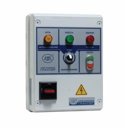 Шкаф управления вентиляторами и насосами «Грантор» с релейным регулированием