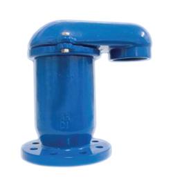 Клапан для сброса воздуха и устранения вакуума КАТ52/КАТ53