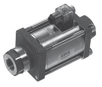 Соленоидные (электромагнитные) клапаны, коаксиальные для высокого давления серия 287