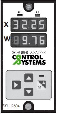 Контроллер серии 2504