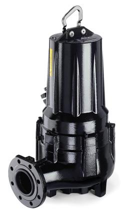 Дренажные фекальные насосы КС+ DN 250 - 350
