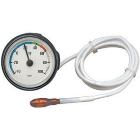 Манометрические термометры