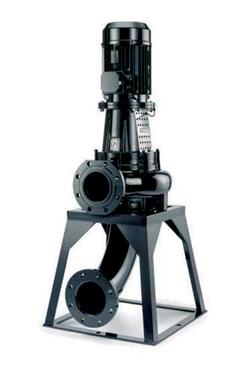 Устанавливаемые в сухой камере насосы K-Kompact