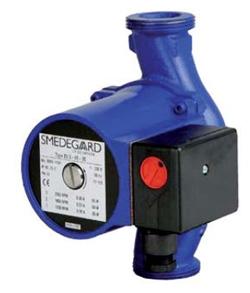 Циркуляционные насосы для бытовых систем отопления и кондиционирования MiniWatt