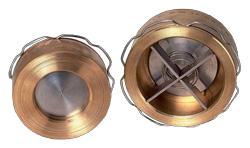 Обратный клапан CVS16, DN 15-100 мм, PN 1,6 МПа