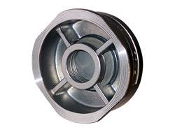 Обратный клапан межфланцевый «Гранлок» серии CVS40