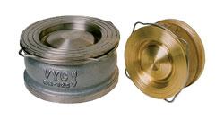 Обратный клапан межфланцевый VYC172
