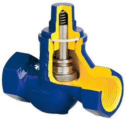 Обратный клапан подъемный V277