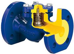 Обратный клапан подъемный V287
