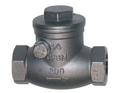 Обратный клапан резьбовой «Гранлок» серии CVT16