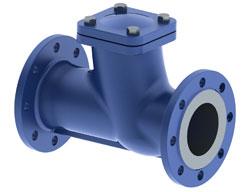 Обратный клапан шаровой «Гранлок» серии RD12