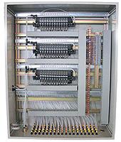 Пневматические шкафы управления и клапанные сборки
