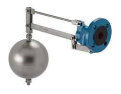 Поплавковый клапан NV12, NV12P