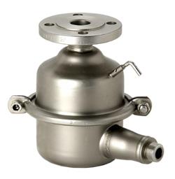 Поплавковый конденсатоотводчик КА 2X для пара температурой до 190 °С