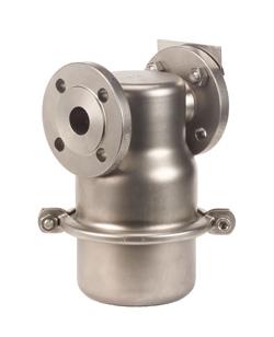 Поплавковый конденсатоотводчик КА 3 для пара и газов температурой до 190 °С