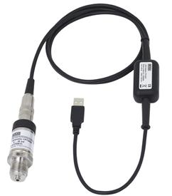 Преобразователь давления CPT2500 с USB адаптером, CPA2500 и ПО USBsoft2500