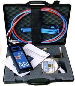 Расходомер для балансировочных клапанов VIR и КБЧ