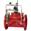 Регулирующие клапаны с пилотным управлением серий КАТ11, КАТ21