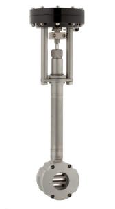 Регулирующий клапан для высоких температур серия 8023
