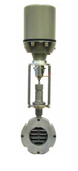 Регулирующий клапан с электроприводом серия 8030