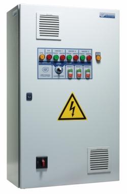 Серия шкафов управления c одним частотным преобразователем