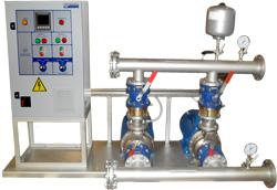 Серия УНВ 3М для систем водоснабжения