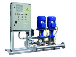 Серия УНВ DPV для систем водоснабжения