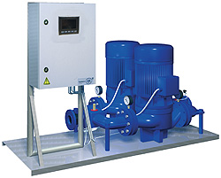 Серия УНВо(к) ГРАНПАМП для систем отопления и кондиционирования