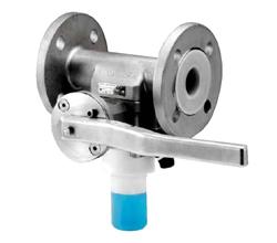 Шаровые краны для отбора проб серии SSV-B, DN 15-150 мм