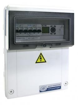 Шкафы управления «Грантор» для циркуляционных и дренажных систем