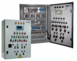 Шкафы управления «Грантор» для систем автоматизации