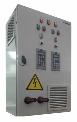 Шкафы управления «Грантор», с частотным регулированием