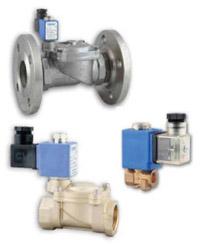 Соленоидные клапаны для общепромышленного применения