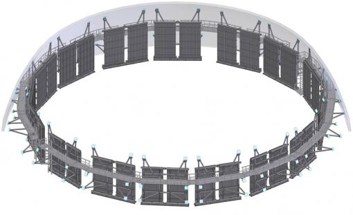 Система пассивного отвода тепла СПОТ 30