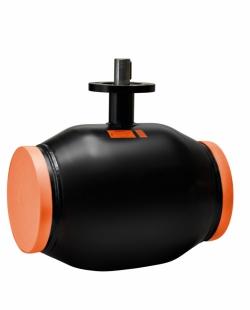 Стальной шаровой кран «Бивал» серии КШТ 11, 12 со стандартным штоком, присоединение сварное, DN 125 - 350