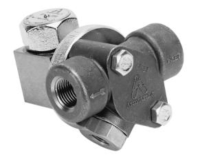 Термодинамические конденсатоотводчики Armstrong серии CD-3300,  Резьбовое, фланцевое, под приварку