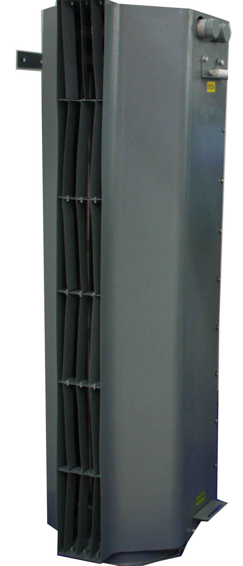 Тепловая завеса ТПЗ-2400 с производительностью по воздуху 14000 м3/час