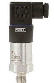 Улучшенный преобразователь давления для общепромышленных применений S-20