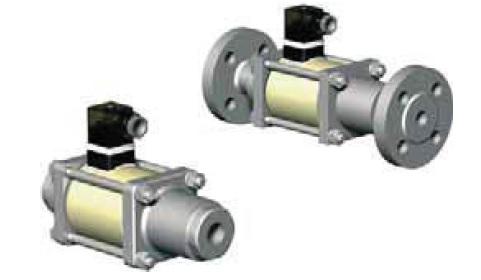 Вакуумные клапаны 2/2 ходовые, прямого действия серии MK-FK